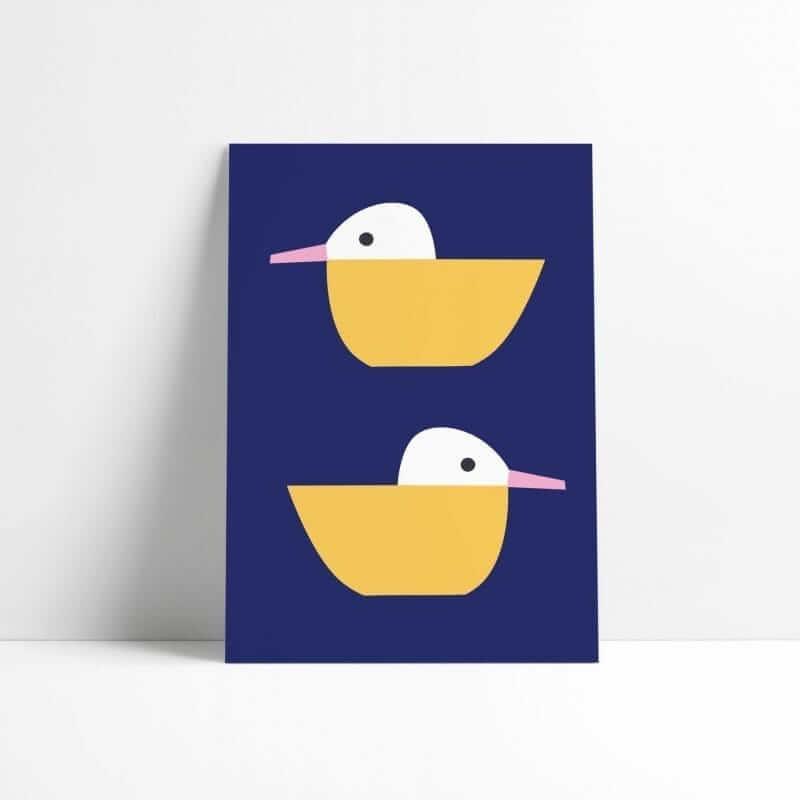 Poster: Ducks