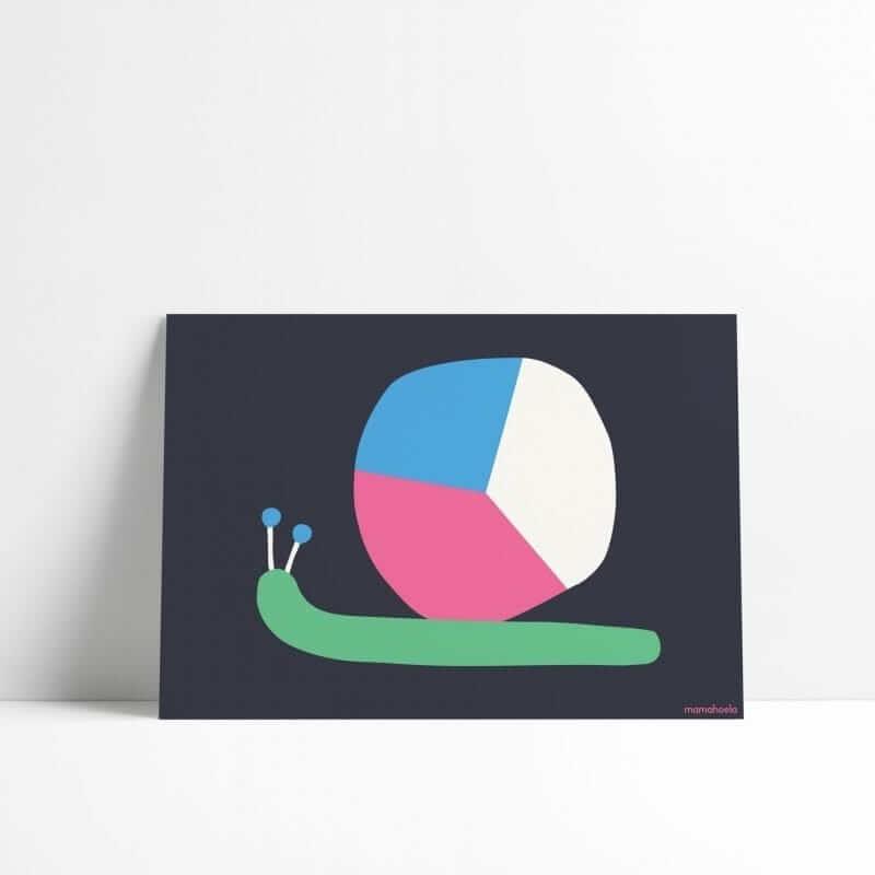 Poster: Snail