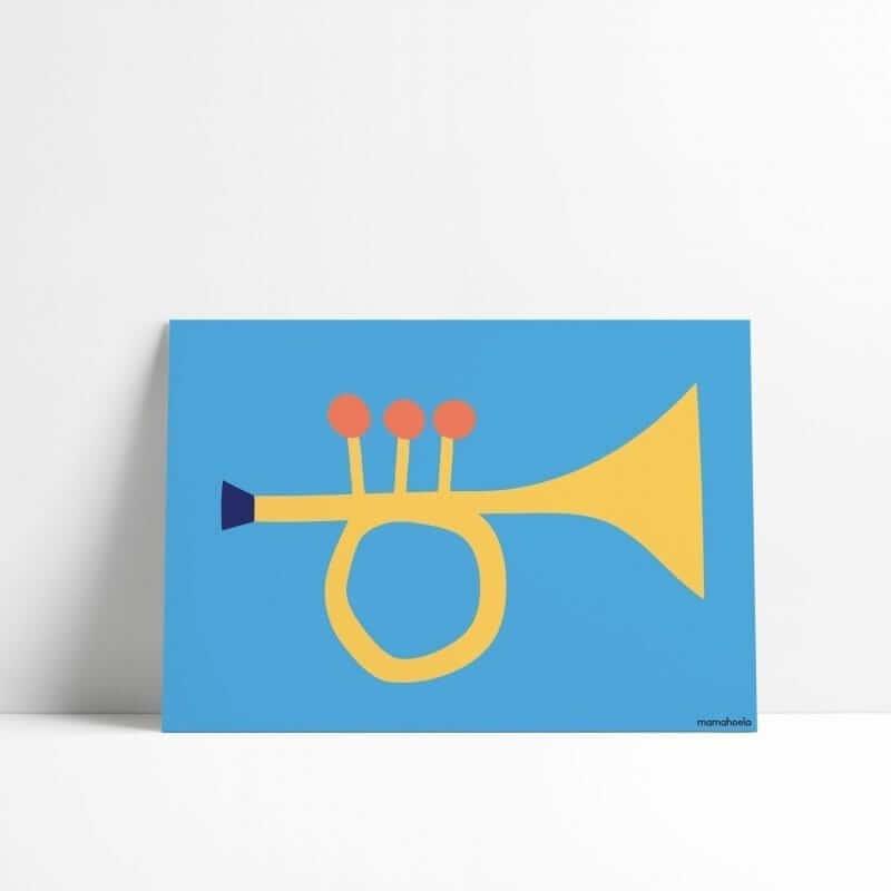 Poster: Trumpet