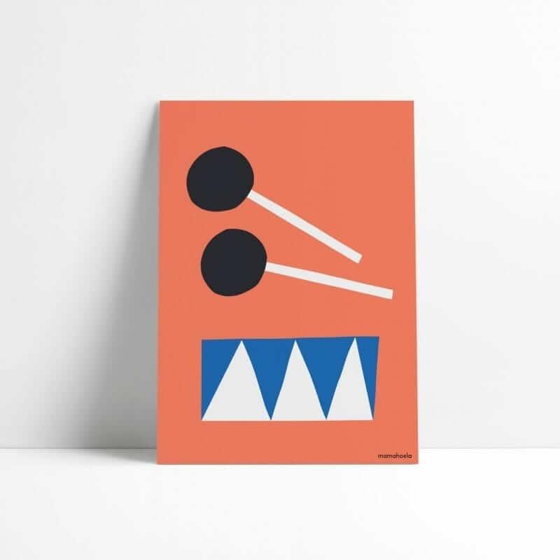 Poster: Drum
