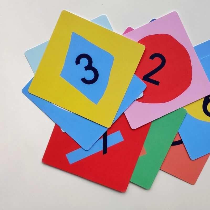 Baby Milestone Cards Set