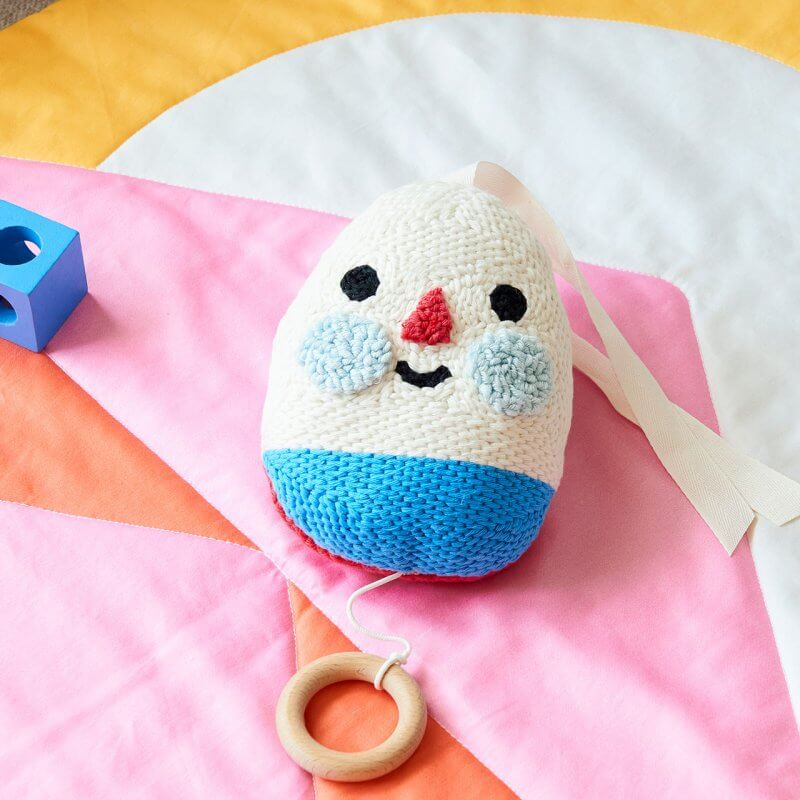 Sleepy toy sun blanket DIY kit interior Mamahoela